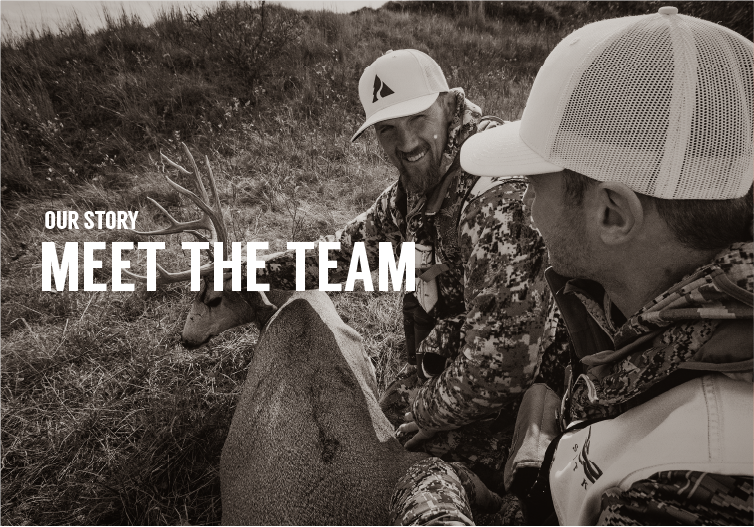 ABO Outfitters Our Story - Meet the Team